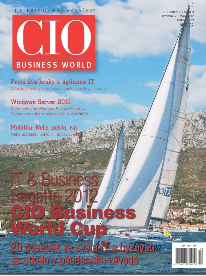CIO BusinessWorld 11 / 2012