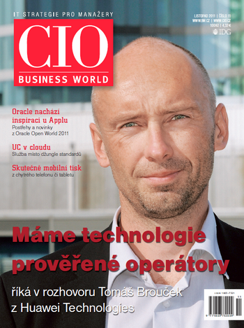 CIO BusinessWorld 11/2011