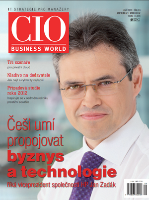 CIO BusinessWorld 9 / 2012